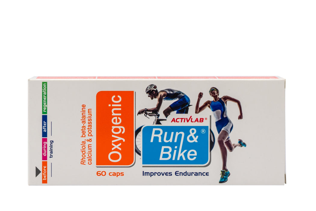 oxygenic run and bike