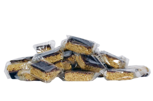mini flapjacks energy cake