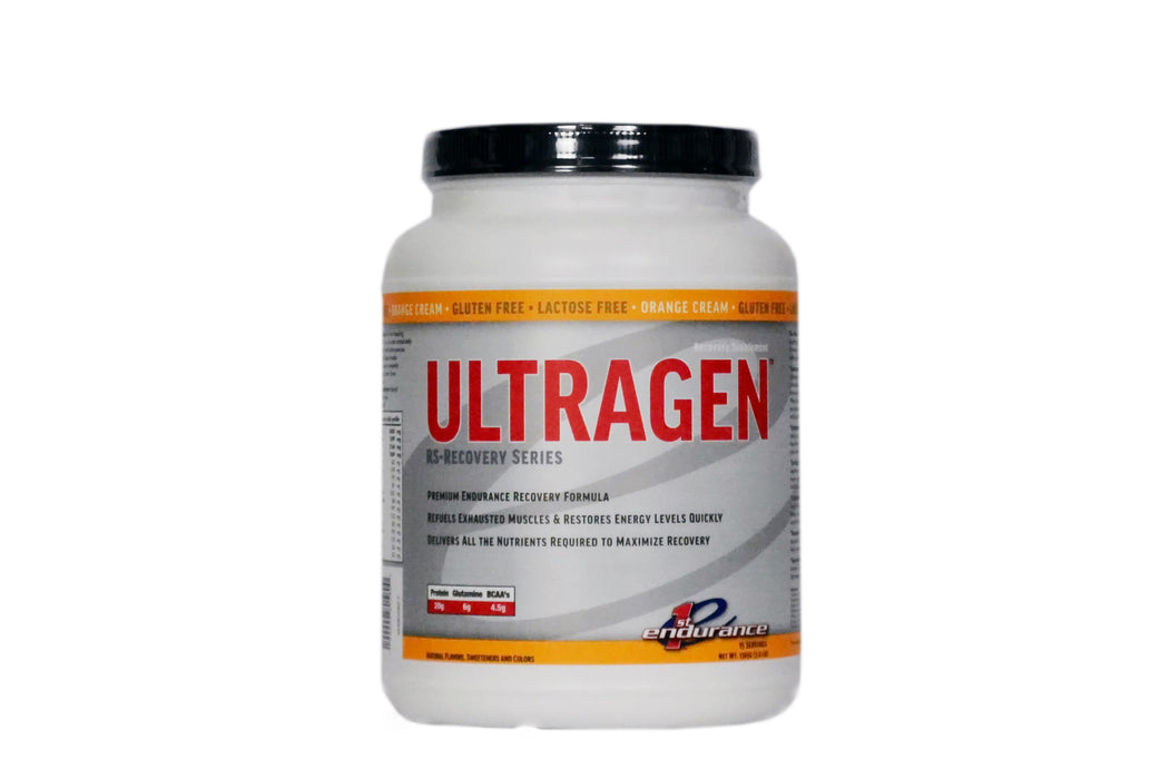 first endurance ultragen orange
