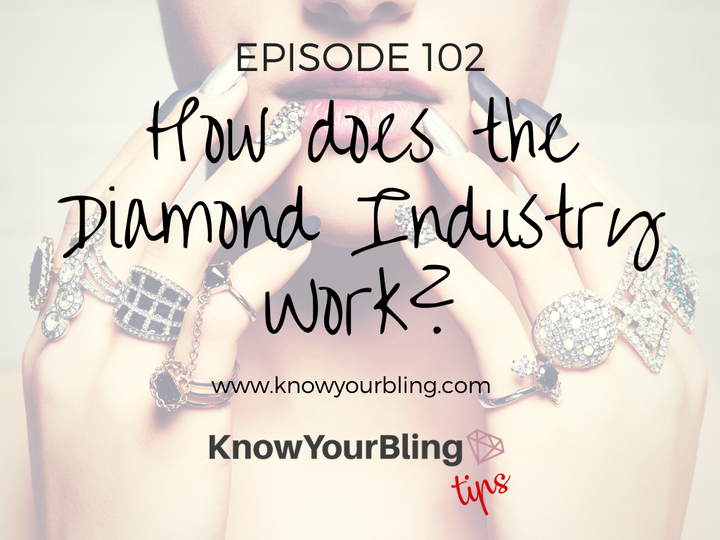 Episode 102: How does the Diamond Industry Work?