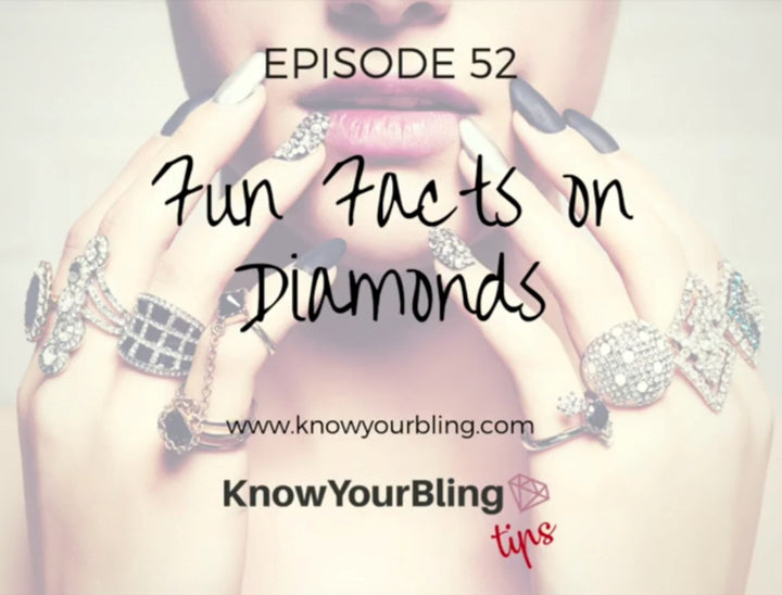 Episode 52: Fun Facts on Diamonds