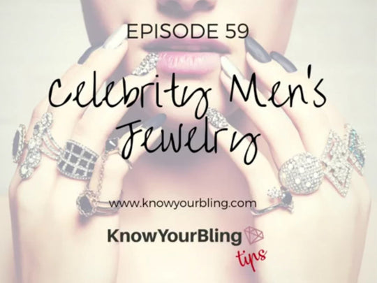 Episode 59: Celebrity Men's Jewelry