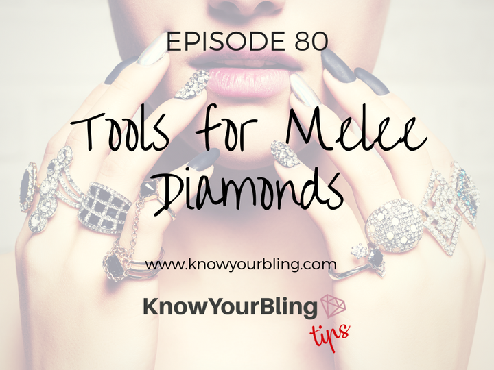 Episode 80: Tools for Melee Diamonds