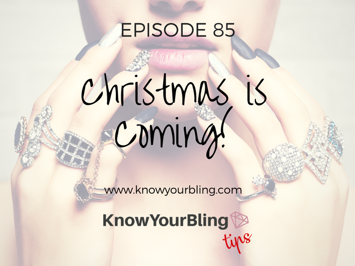 Episode 85: Christmas is Coming!