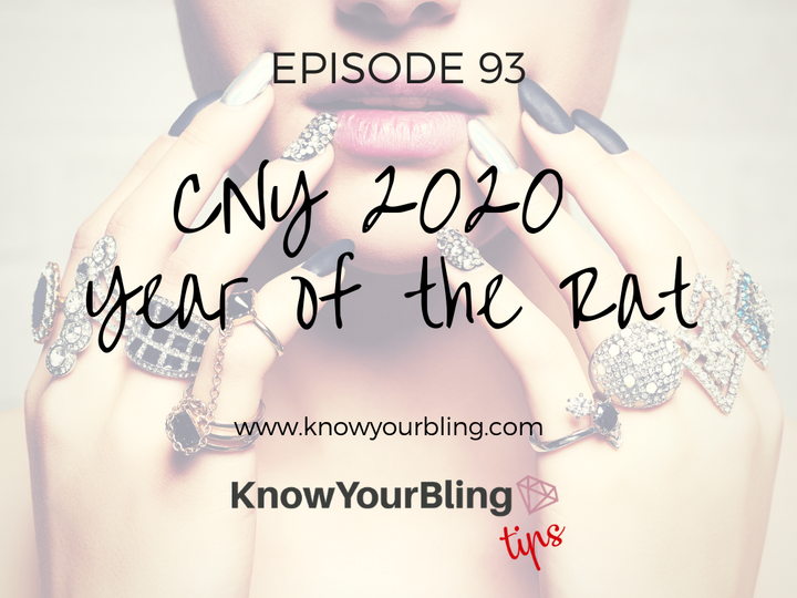 Episode 93: CNY 2020 - Year of the Rat