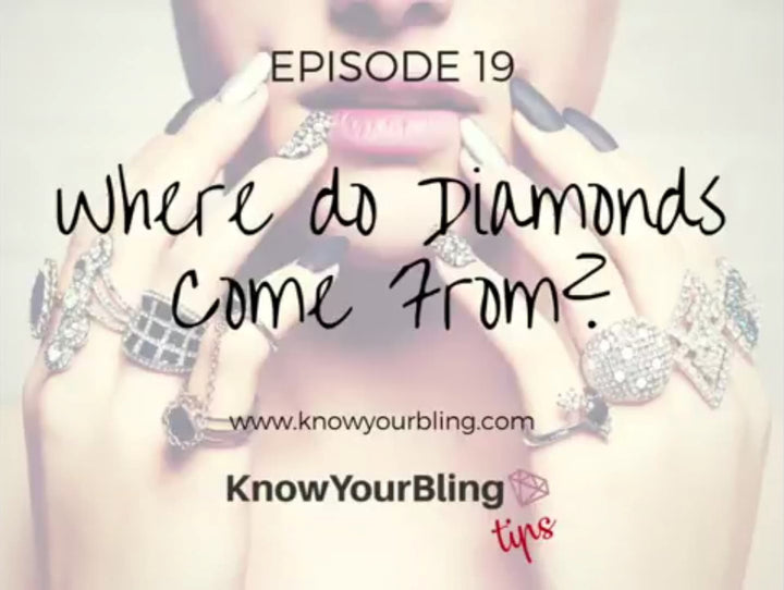 Episode 19: Where Do Diamonds Come From?