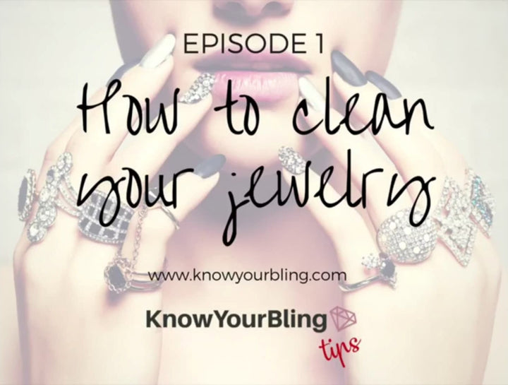 Episode 1: How To Clean Your Jewelry