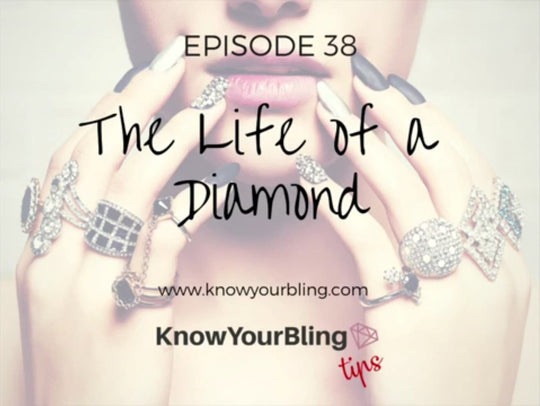 Episode 38: The Life of a Diamond