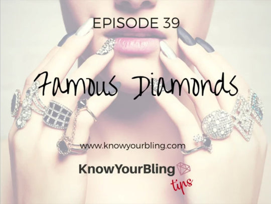 Episode 39: Famous Diamonds