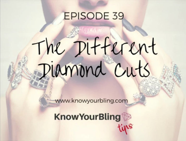 Episode 39: The Different Diamond Cuts