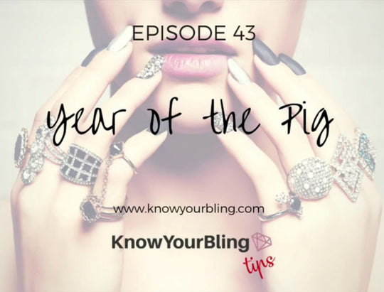 Episode 43: Year of the Pig!
