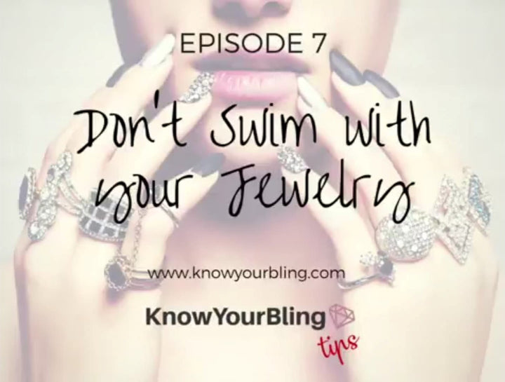 Episode 7: Don't Swim With Your Jewelry