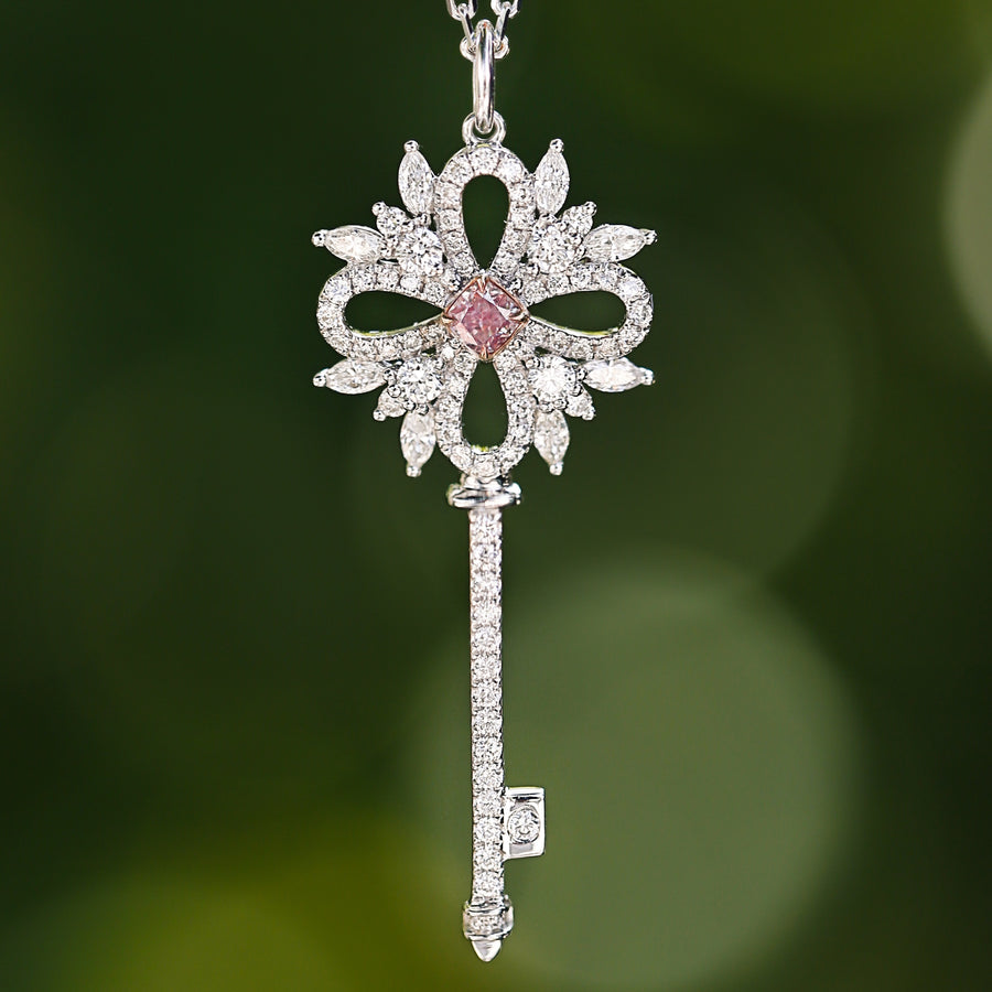 Pink Diamond Key