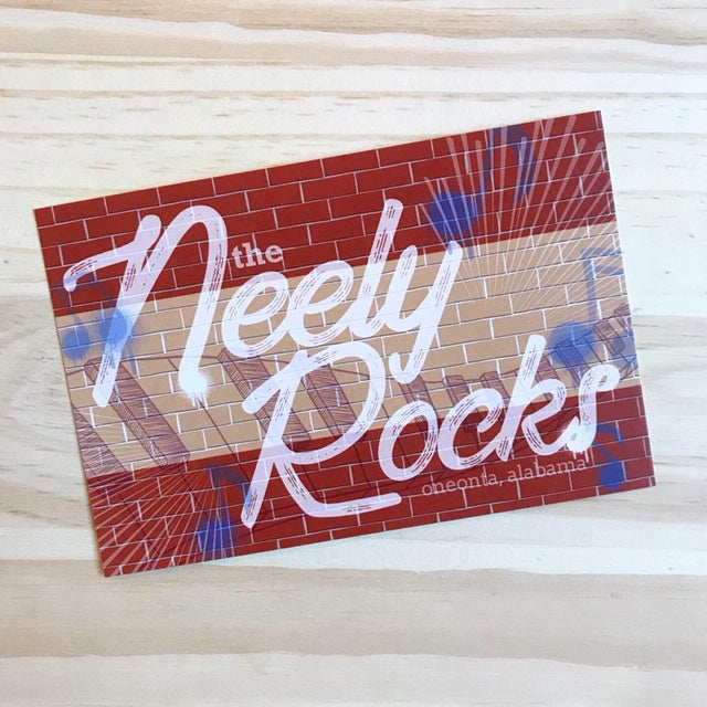 The Neely postcard