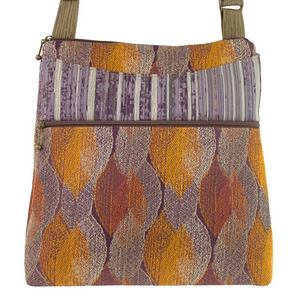 Maruca Design Spree handbag - Fusion Leaf Purple
