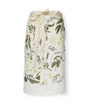 Load image into Gallery viewer, June & December - Herb Sprigs Bistro Apron