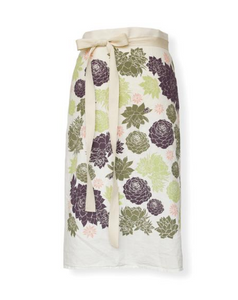 June & December - Succulent Bistro Apron
