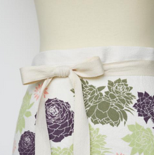 Load image into Gallery viewer, June & December - Succulent Bistro Apron