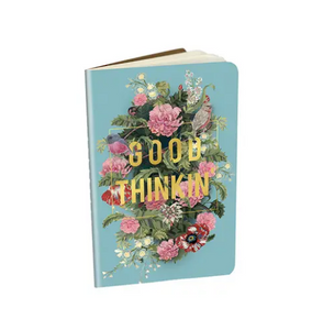 mini book - good thinkin'