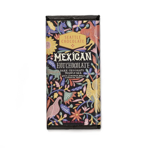 Mexican Hot Chocolate Truffle Bar