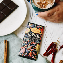 Load image into Gallery viewer, Mexican Hot Chocolate Truffle Bar