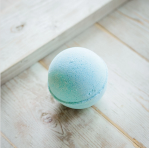 4 oz. bath fizz ball - seashore