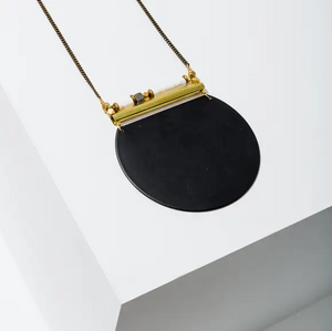 obscuria necklace - black