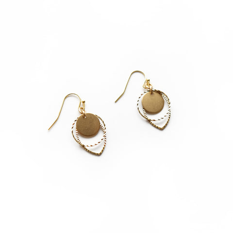 Larissa Loden Jewelry  - Latif Earrings