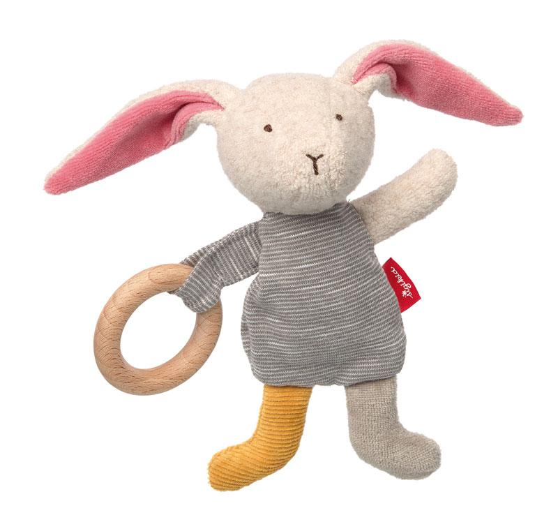 sigikid - Signature Bunny Grasp Toy