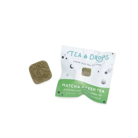 Tea Drops single serve - Matcha Green Tea