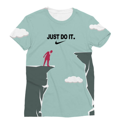 JUST DO IT. Sublimation T-Shirt