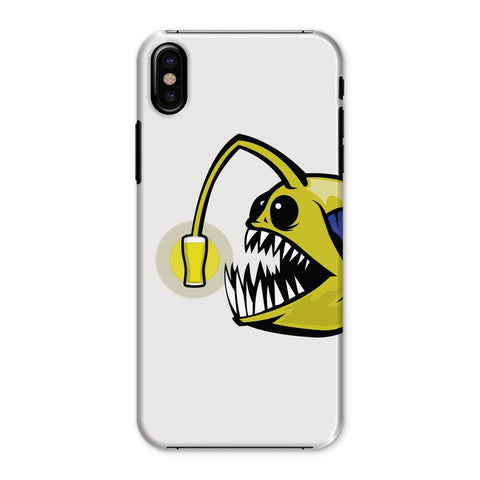 EVOLUTION OF THE ANGLERFISH Phone Case