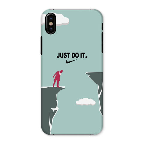 JUST DO IT. Phone Case