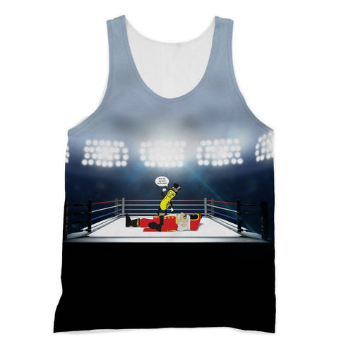 THIS ONE'S FOR MR. WALNUT Sublimation Vest