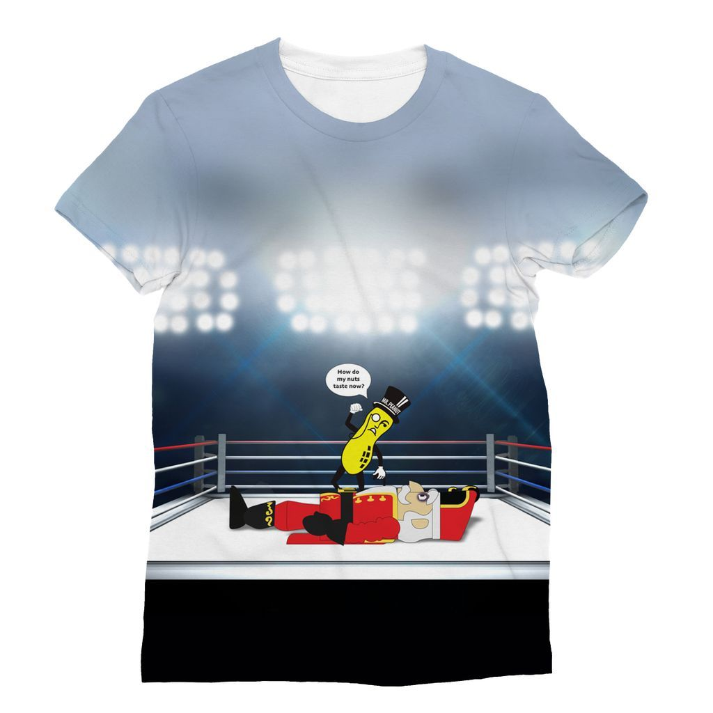 THIS ONE'S FOR MR. WALNUT Sublimation T-Shirt