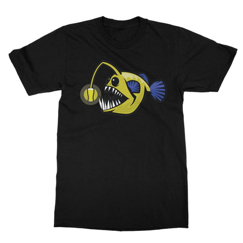 EVOLUTION OF THE ANGLERFISH T-Shirt