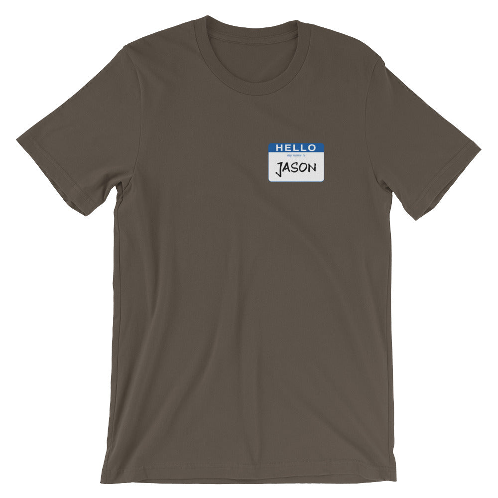 NAME TAG - Shirts&Giggles.com