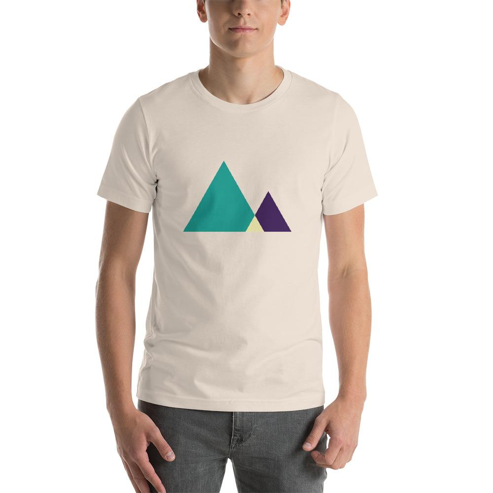 ABSTRACT TRIANGLES - Shirts&Giggles.com