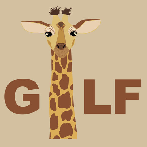 GIRAFFE I'D LIKE TO FUCK