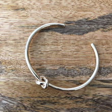 grateful forget me knot bracelet