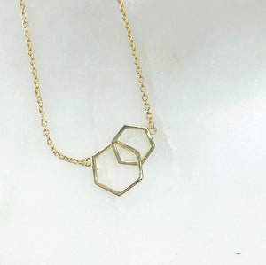 the hive necklace