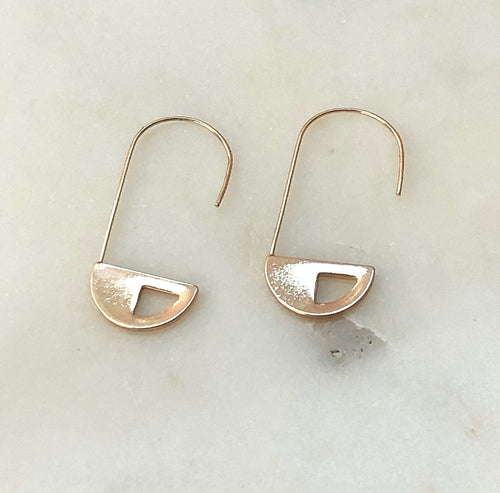 peek through earrings
