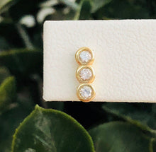 hadley stud earrings
