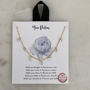 your destiny necklace
