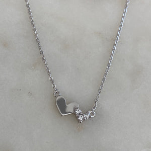 carry you in my heart necklace