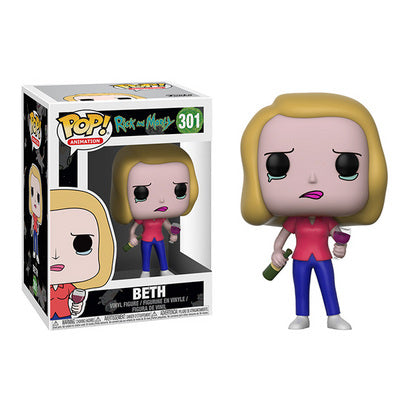 Pop! Animation Rick and Morty Beth
