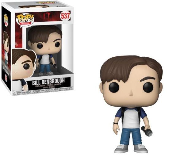 Pop! Movies IT Bill Denbrough