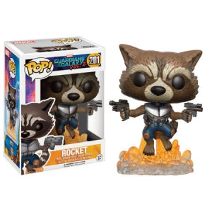 Pop! Marvel Guardians of the galaxy vol. 2 Rocket