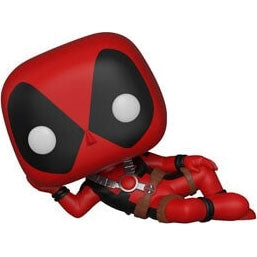 Pop! Marvel Deadpool parody Laying down