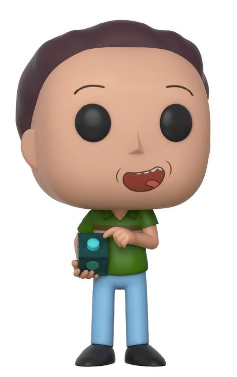 Pop! Animation Rick and Morty, Jerry